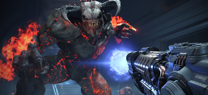Doom Eternal para Nintendo Switch anunciado en la QuakeCon 2018