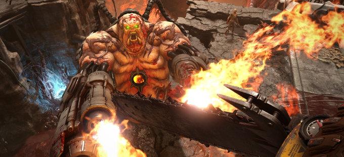 Todo lo que debes saber de Doom Eternal para Nintendo Switch
