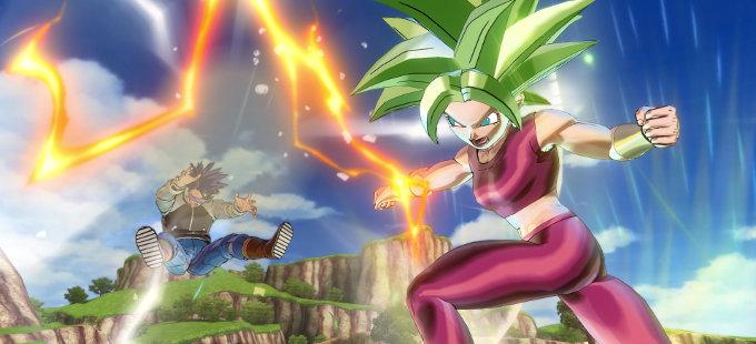 Dragon Ball Xenoverse 2 para Nintendo Switch recibe a Super Baby Vegeta y Kefla