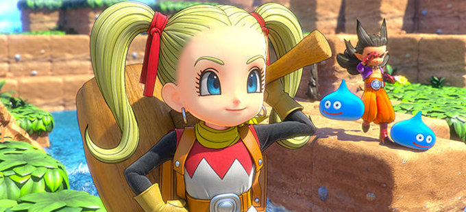 Dragon Quest Builders 2 para Nintendo Switch sale en diciembre en Japón