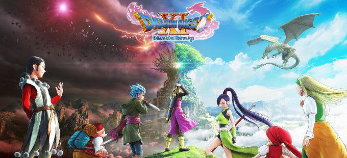 Dragon Quest XI para Nintendo Switch... ¿en el Tokyo Game Show 2018?