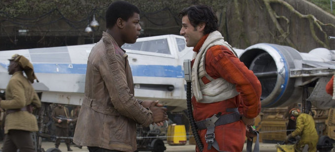Primeras imágenes de Star Wars: Episodio IX publicadas
