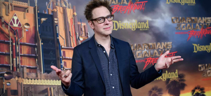 James Gunn podría volver a dirigir Guardians of the Galaxy Vol. 3