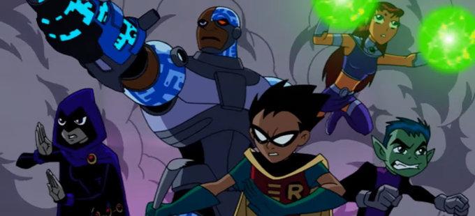 Los Jóvenes Titanes estarán en DC Universe