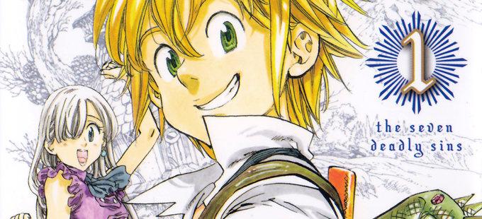 Manga de Nanatsu no Taizai terminará en un año