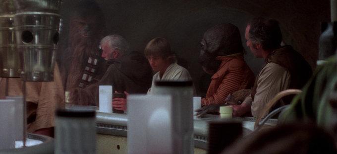 "Mos Eisley: A Star Wars Story existió, pero está ""congelada"""