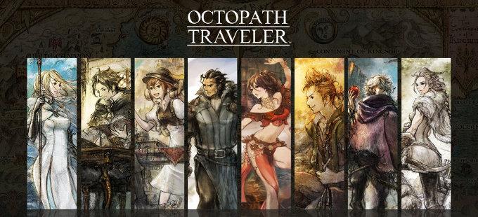 Octopath Traveler para Nintendo Switch vende un millón