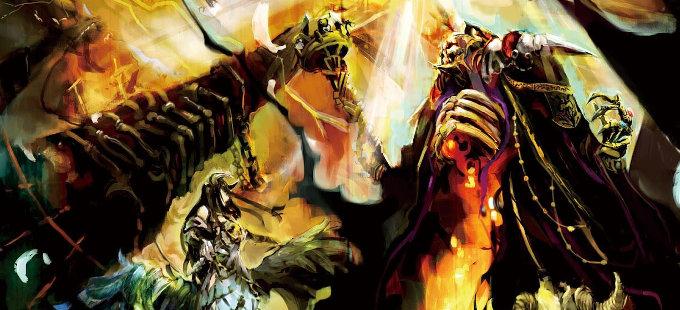 La novela ligera de Overlord llegará a México y Latinoamérica