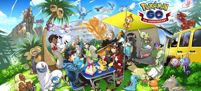 El combate entre jugadores en Pokémon GO llegará a finales del 2018