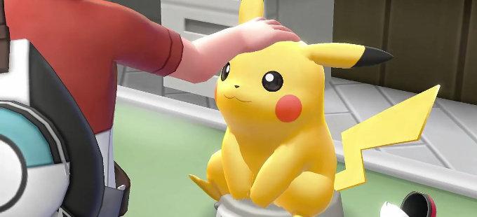Pokémon Let's Go Pikachu! y Eevee!, fuera de competencias oficiales