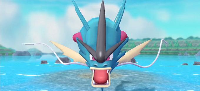 Pokémon Let's Go Pikachu! y Eevee! tiene a Mega Kangaskhan y Mega Gyarados
