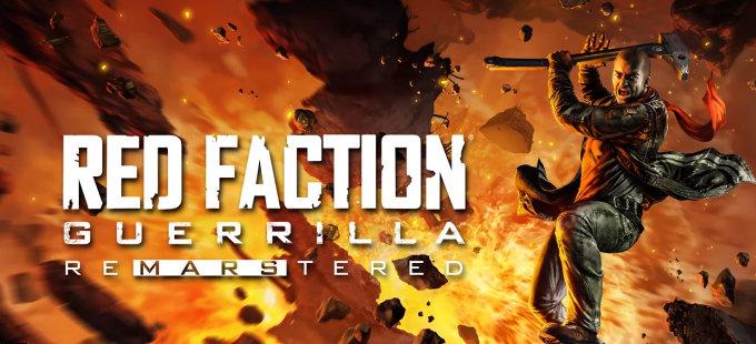 Red Faction Guerrilla Re-Mars-tered para Nintendo Switch, ¿en desarrollo?