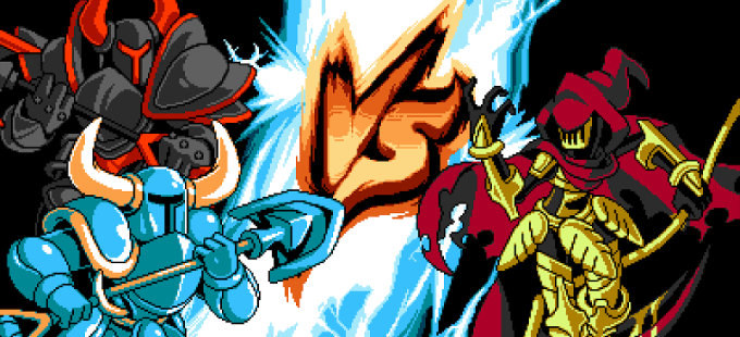 Mira en acción Shovel Knight Showdown