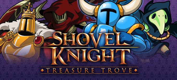 Shovel Knight: Treasure Trove para Nintendo Switch sí saldrá en formato físico