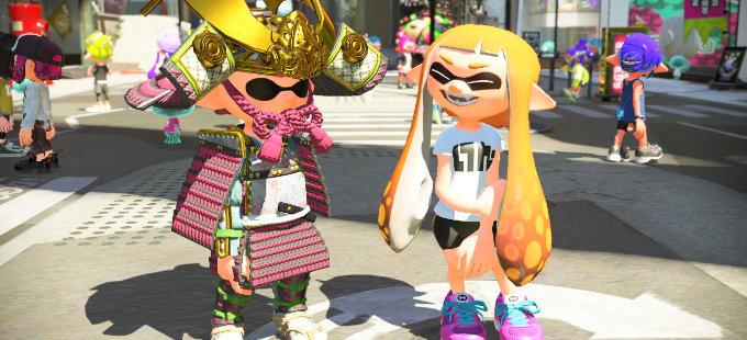 Splatoon 2 para Nintendo Switch tiene un sistema anti-trampas