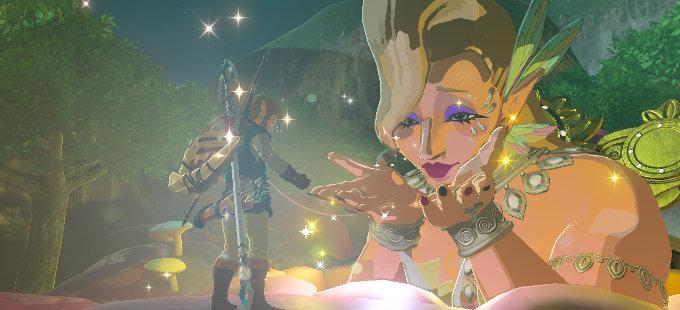 The Legend of Zelda: Breath of the Wild ya está en la cronología oficial