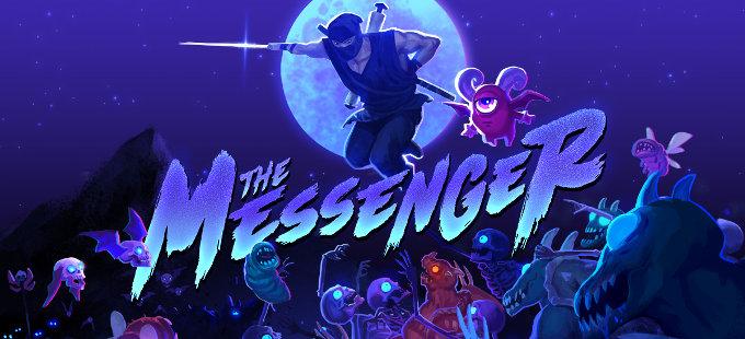 The Messenger para Nintendo Switch sale a finales de mes