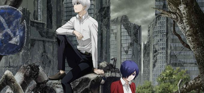 Primes vistazo a la cuarta temporada de Tokyo Ghoul