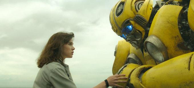 Bumblebee, tú tan Camaro y yo tan Vocho