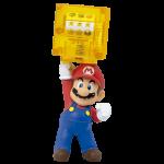 Juguetes de Mario Bros. de La Cajita Feliz en México