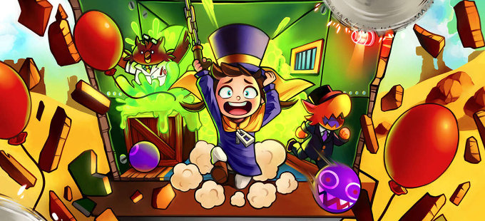 ¿Cómo se logró A Hat in Time para Nintendo Switch?