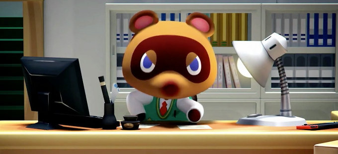 Animal Crossing para Nintendo Switch se lanzará en 2019
