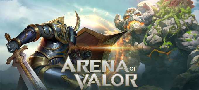 Arena of Valor para Nintendo Switch ya tiene fecha en la eShop