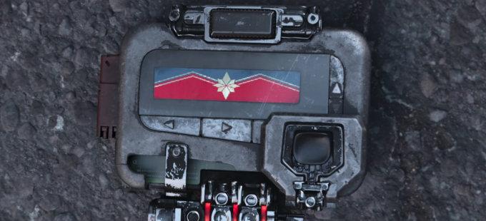 ¿Por qué Nick Fury llamó a Captain Marvel en Infinity War?