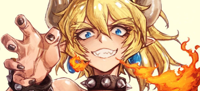 ¿Qué piensa Nintendo de Bowsette o Princess Bowser?