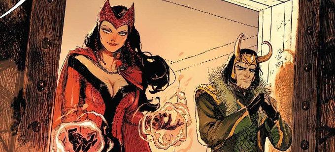 Loki y la Bruja Escarlata tendrá sus series de televisión