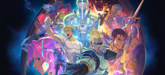 Capcom Beat 'Em Up Bundle para Nintendo Switch anunciado