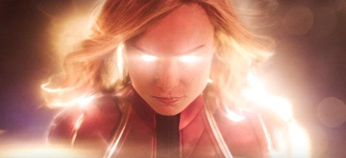 Capitana Marvel consigue su primer avance