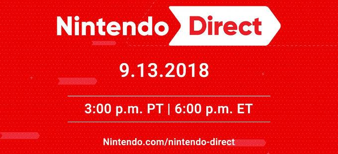 Disfruta del Nintendo Direct Septiembre 2018 en Universo Nintendo