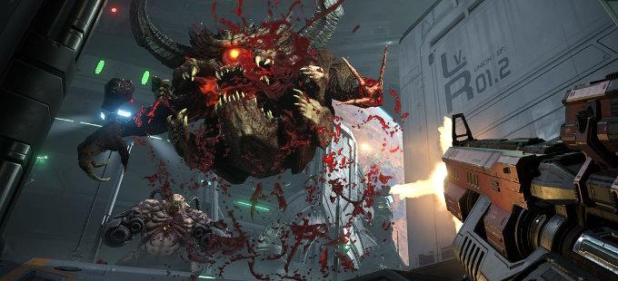 Doom Eternal para Nintendo Switch te hará jugar más agresivamente