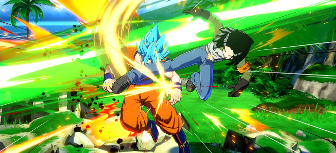 Dragon Ball FighterZ para Nintendo Switch y su próximo DLC