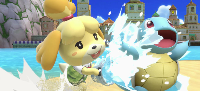 ¿Por qué Isabelle no es un Echo Fighter en Super Smash Bros. Ultimate?