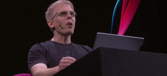 John Carmack: Oculus Quest competirá con Nintendo Switch