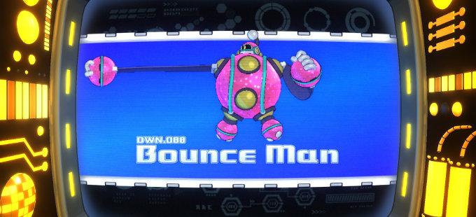 Mega Man 11 para Nintendo Switch consigue a Bounce Man