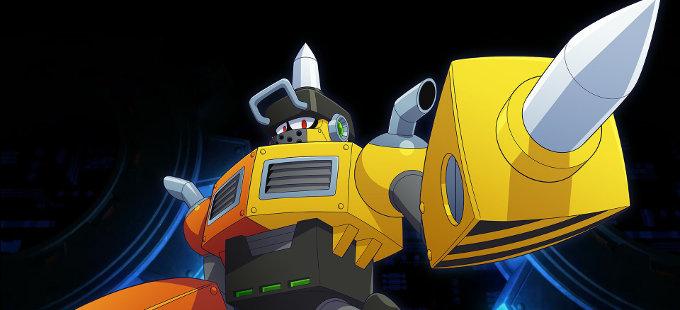 Mega Man 11 para Nintendo Switch ahora tiene a Impact Man
