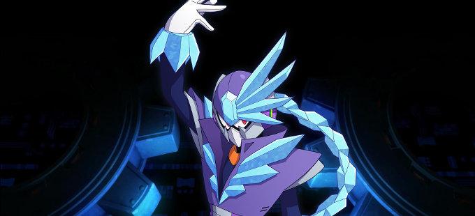 Mega Man 11 para Nintendo Switch se congela con Tundra Man