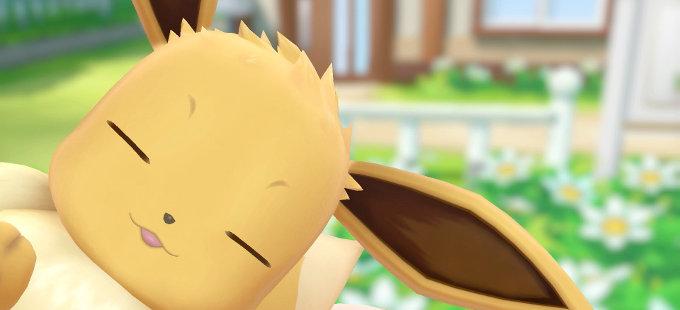 Nuevo pokémon de Pokémon Let's Go Pikachu! y Eevee! descubierto