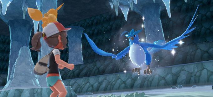 Pokémon Let's Go Pikachu! y Eevee!, y su nexo con Pokémon GO
