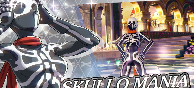 SNK Heroines para Nintendo Switch consigue a Skullomania