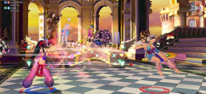 ¿Cómo se eligió a las peleadoras de SNK Heroines para Nintendo Switch?