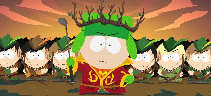 South Park: The Stick of Truth para Nintendo Switch sale este mes