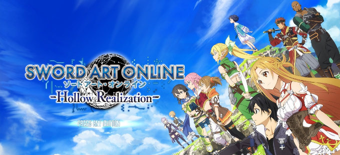 Sword Art Online: Hollow Realization y Fatal Bullet para Switch saldrán en Occidente