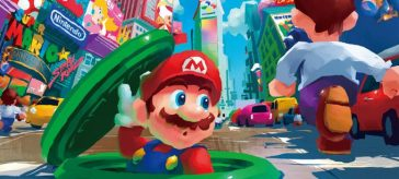Un vistazo a The Art of Super Mario Odyssey