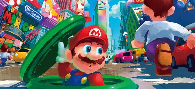 Un vistazo a The Art of Super Mario Odyssey