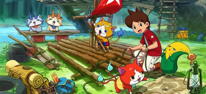 Yo-Kai Watch 3 para Nintendo 3DS, confirmado para Occidente