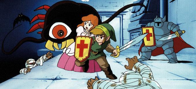 The Legend of Zelda, más fácil en Nintendo Switch Online